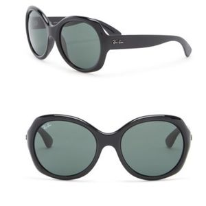 Ray-ban 57mm oversized sunglasses
